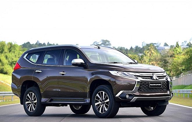 Bảng giá xe Mitsubishi mới nhất tháng 7/2020
