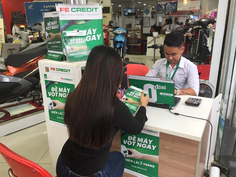 Đa dạng dịch vụ cho vay tiêu dùng giúp hạn chế tín dụng đen