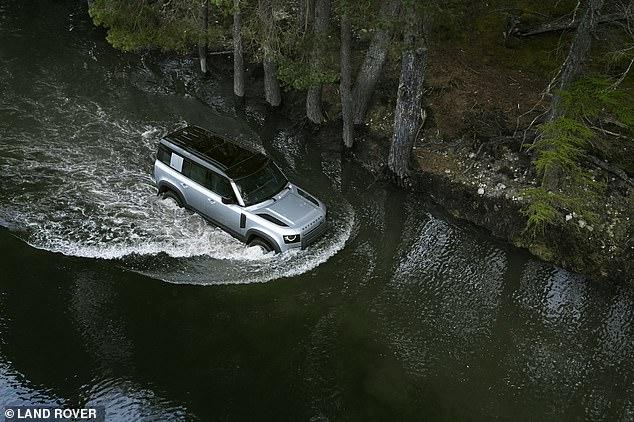 Những chiếc SUV nào là lựa chọn tối ưu với vùng thường xuyên ngập lụt?