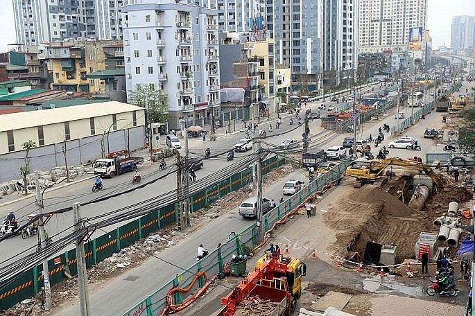 Hà Nội tổ chức lại giao thông qua nút giao cầu Mai Động
