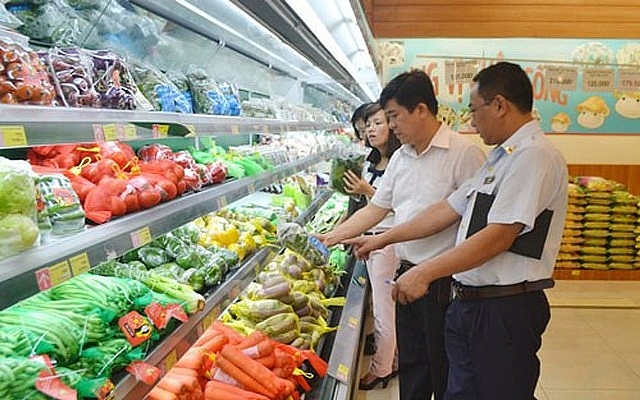 Tăng cường bảo đảm an toàn thực phẩm dịp cận Tết