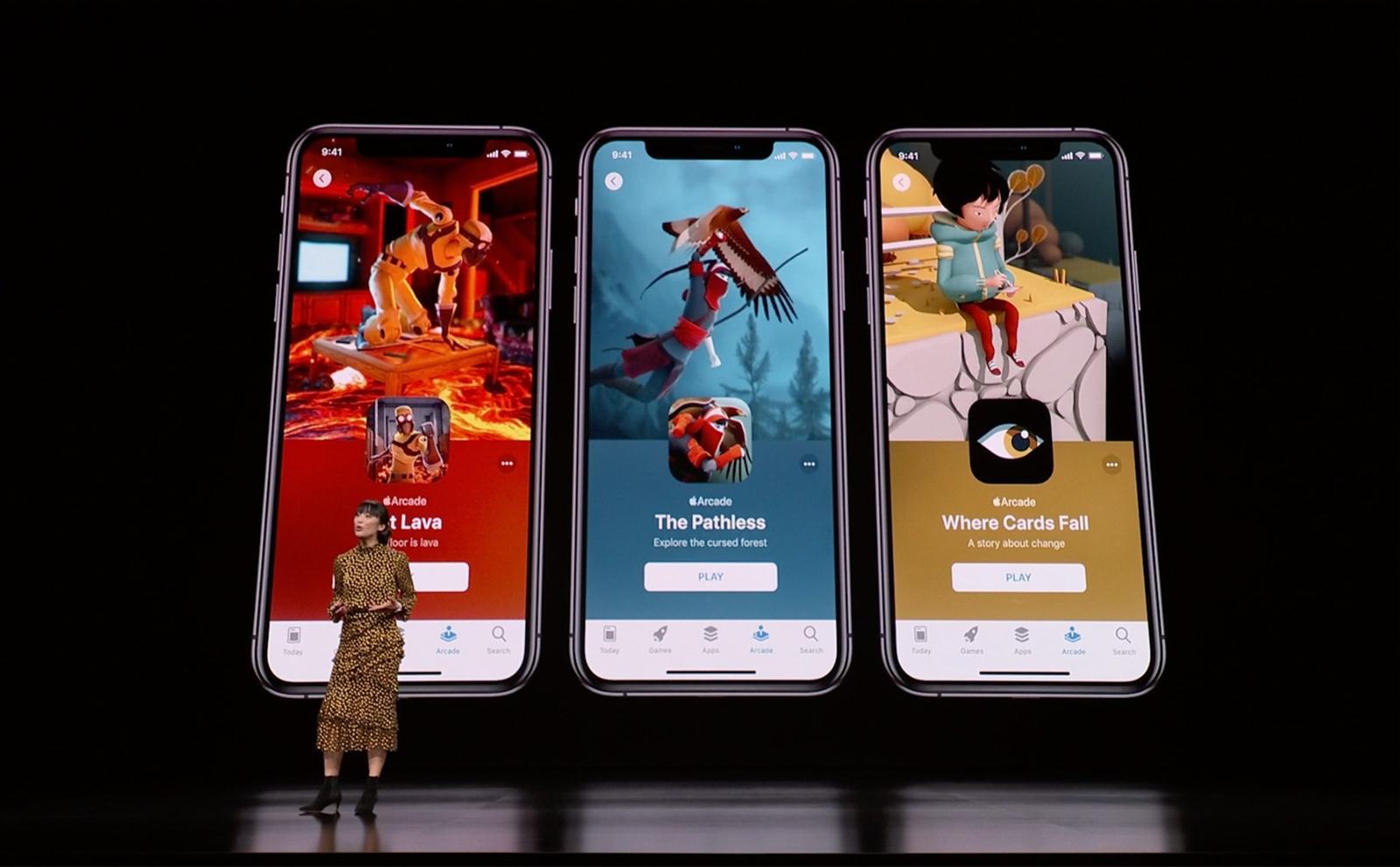 Khám phá dịch vụ Arcade của Apple sắp phát hành