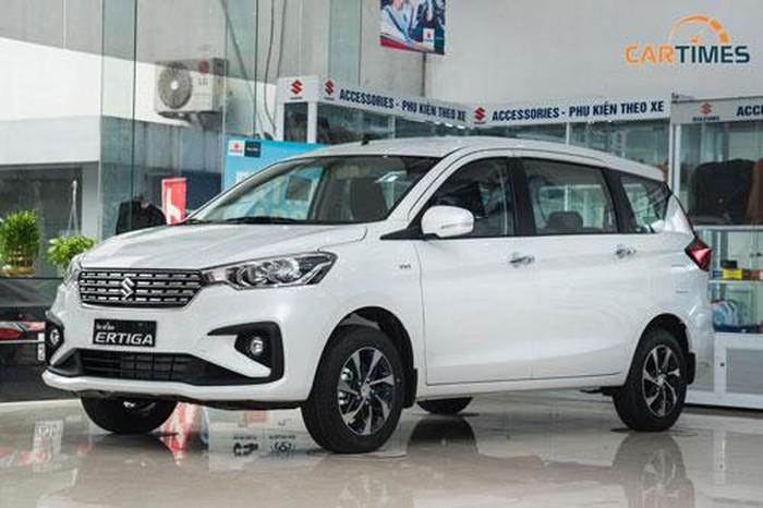Bảng giá xe Suzuki tháng 6/2020 cập nhật mới nhất