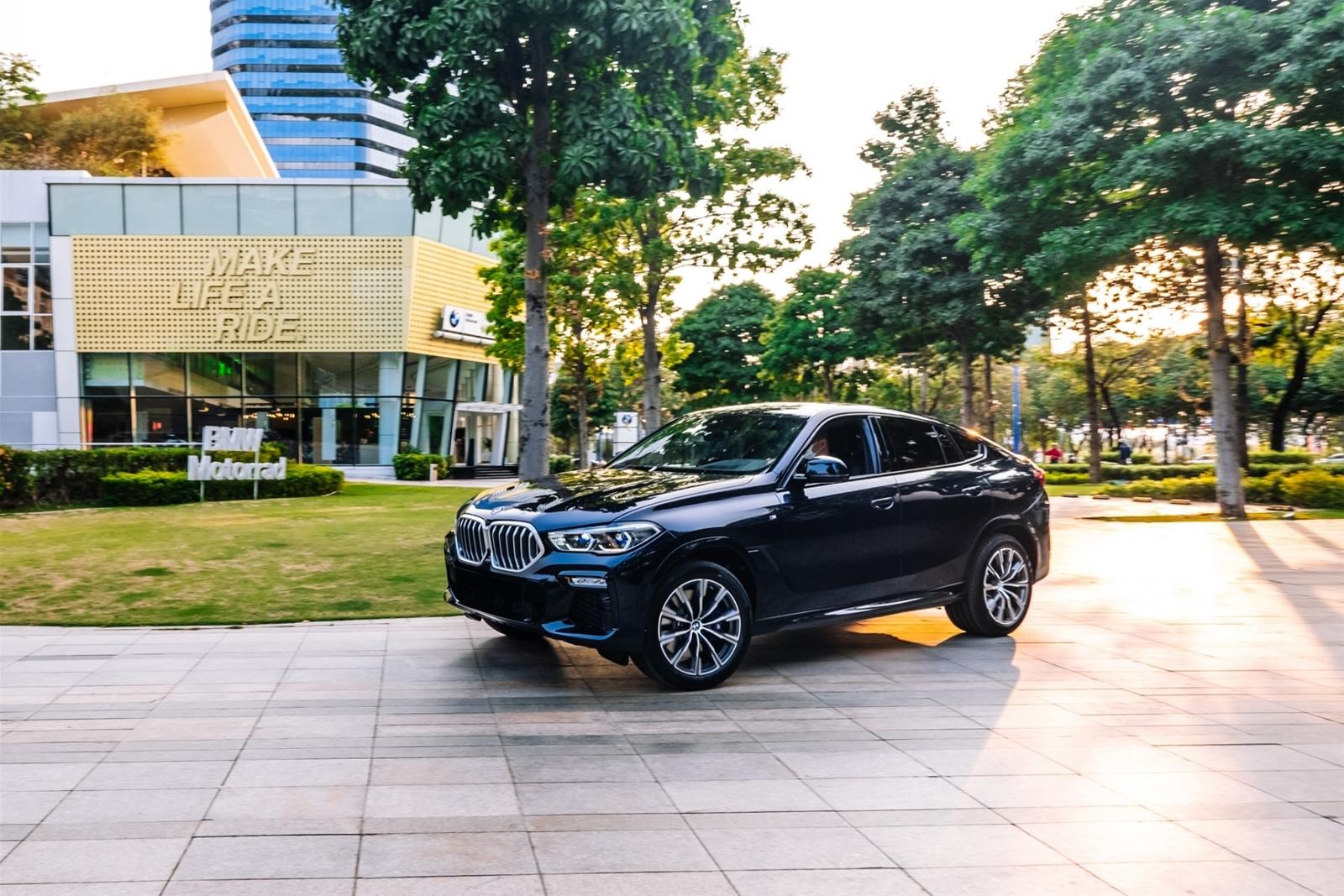 Cập nhật bảng giá xe ô tô BMW tháng 9/2020