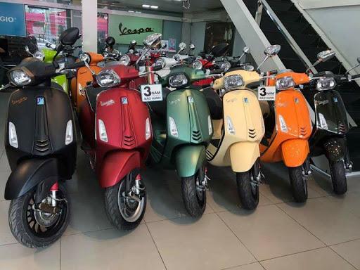 Bảng giá xe máy Piaggio tháng 8/2020 cập nhật mới nhất