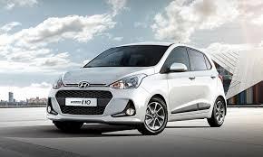 Bảng xe ô tô Hyundai mới nhất tháng 5/2020