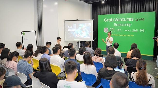 13 startup được Grab chọn lựa hỗ trợ khởi nghiệp