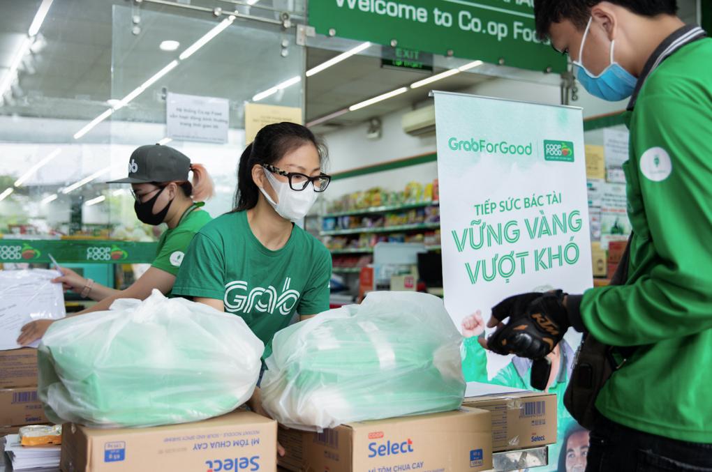 CEO Grab Việt Nam: 'Covid-19 là bài kiểm tra cho doanh nghiệp'