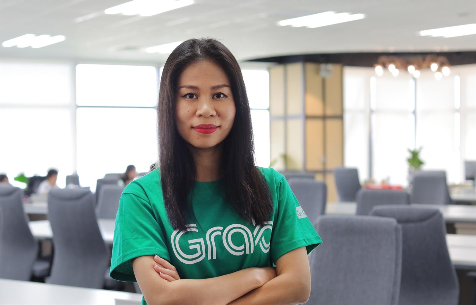 Grab bổ nhiệm nữ giám đốc mới người Việt Nam