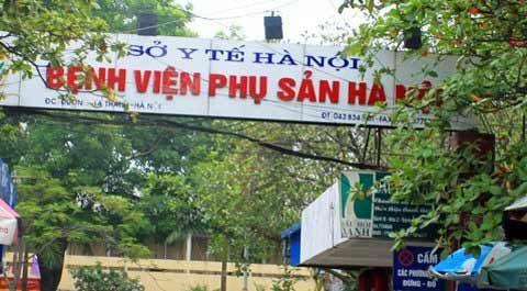 Bảng giá bệnh viện phụ sản Hà Nội cập nhật mới nhất