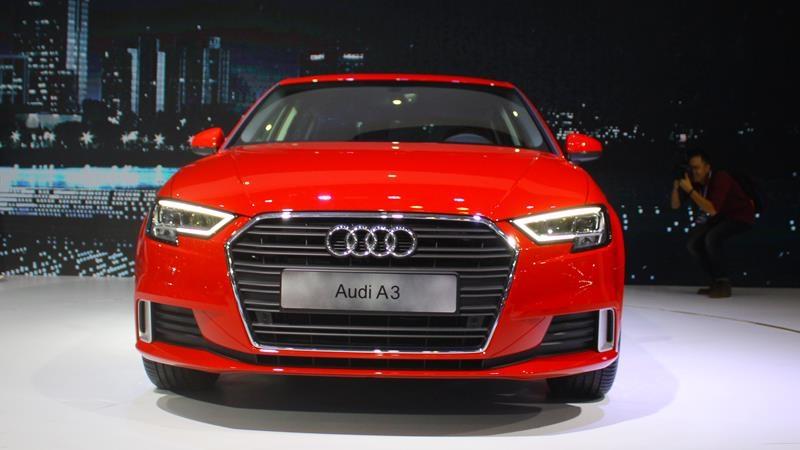 Bảng giá xe Audi cập nhật tháng 6/2020