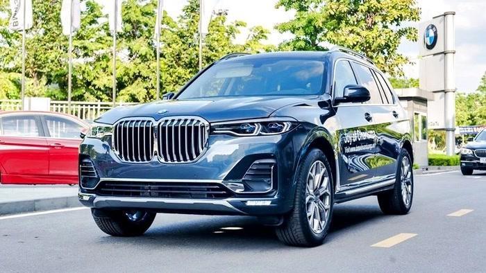 Bảng giá xe BMW tháng 6/2020 cập nhật mới nhất