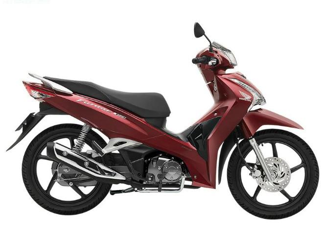 Bảng giá xe máy Honda tháng 11/ 2020 cập nhật mới nhất
