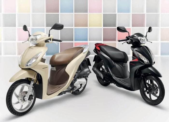 Bảng giá xe Honda Vision mới nhất tháng 6/2020