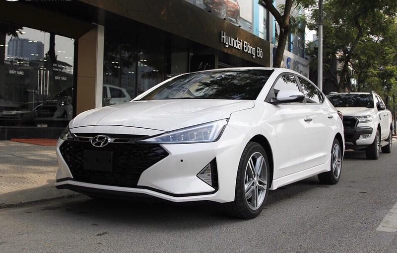 Bảng giá xe Hyundai tháng 4/2020