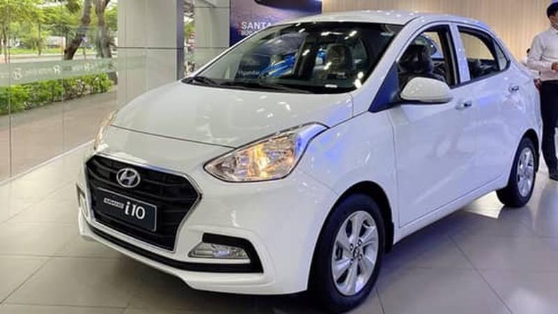 Bảng giá xe Hyundai tháng 11/2020 cập nhật mới