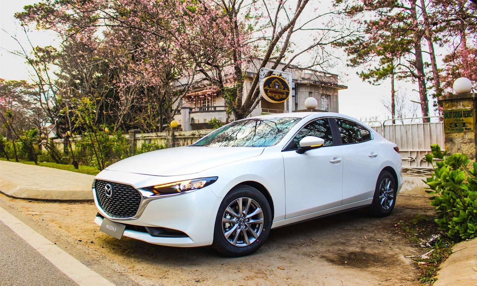 Bảng giá xe Mazda tháng 11/2020 cập nhật mới nhất
