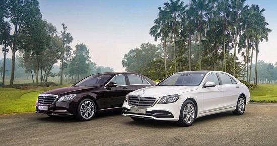 Bảng giá xe Mercedes tháng 11/2020 cập nhật mới nhất