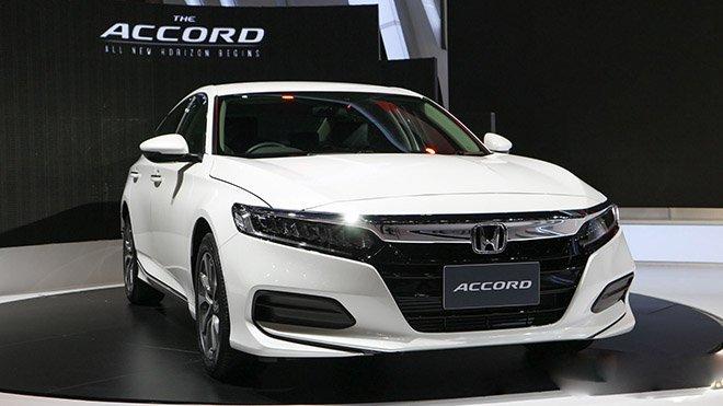 Bảng giá xe ô tô Honda tháng 12/2020 cập nhật mới nhất