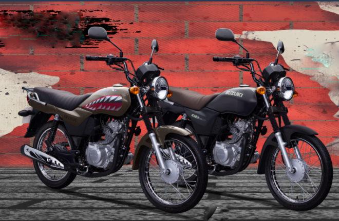 Bảng giá xe máy suzuki tháng 3/2020: Không có nhiều thay đổi