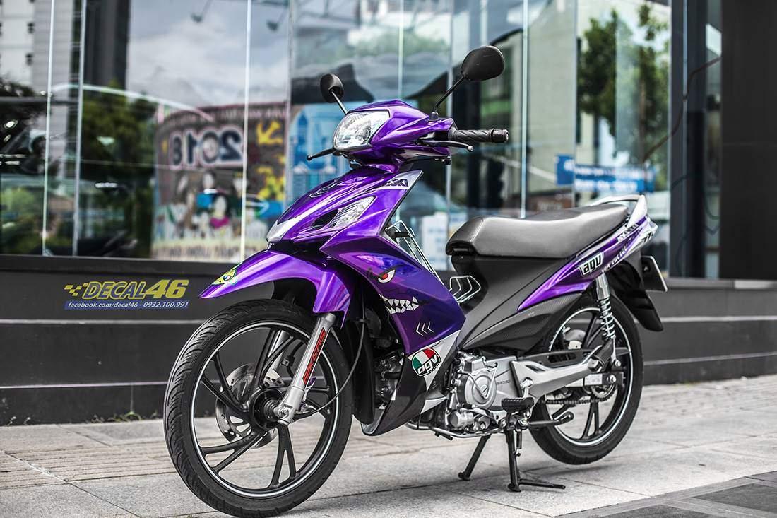 Bảng giá xe máy Suzuki tháng 8/2020