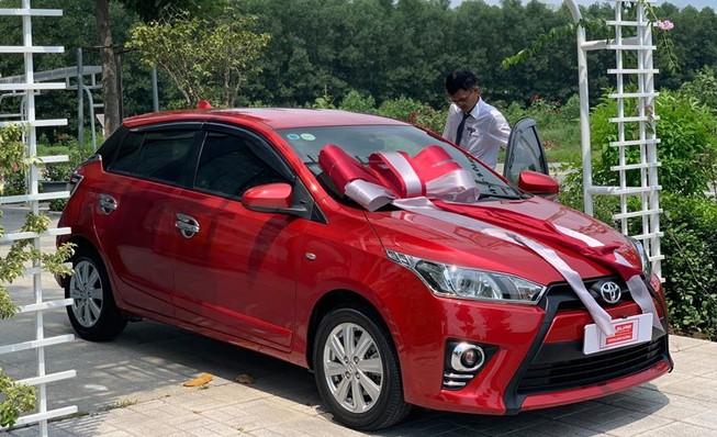 Bảng giá xe Toyota tháng 8/2020 cập nhật mới nhất
