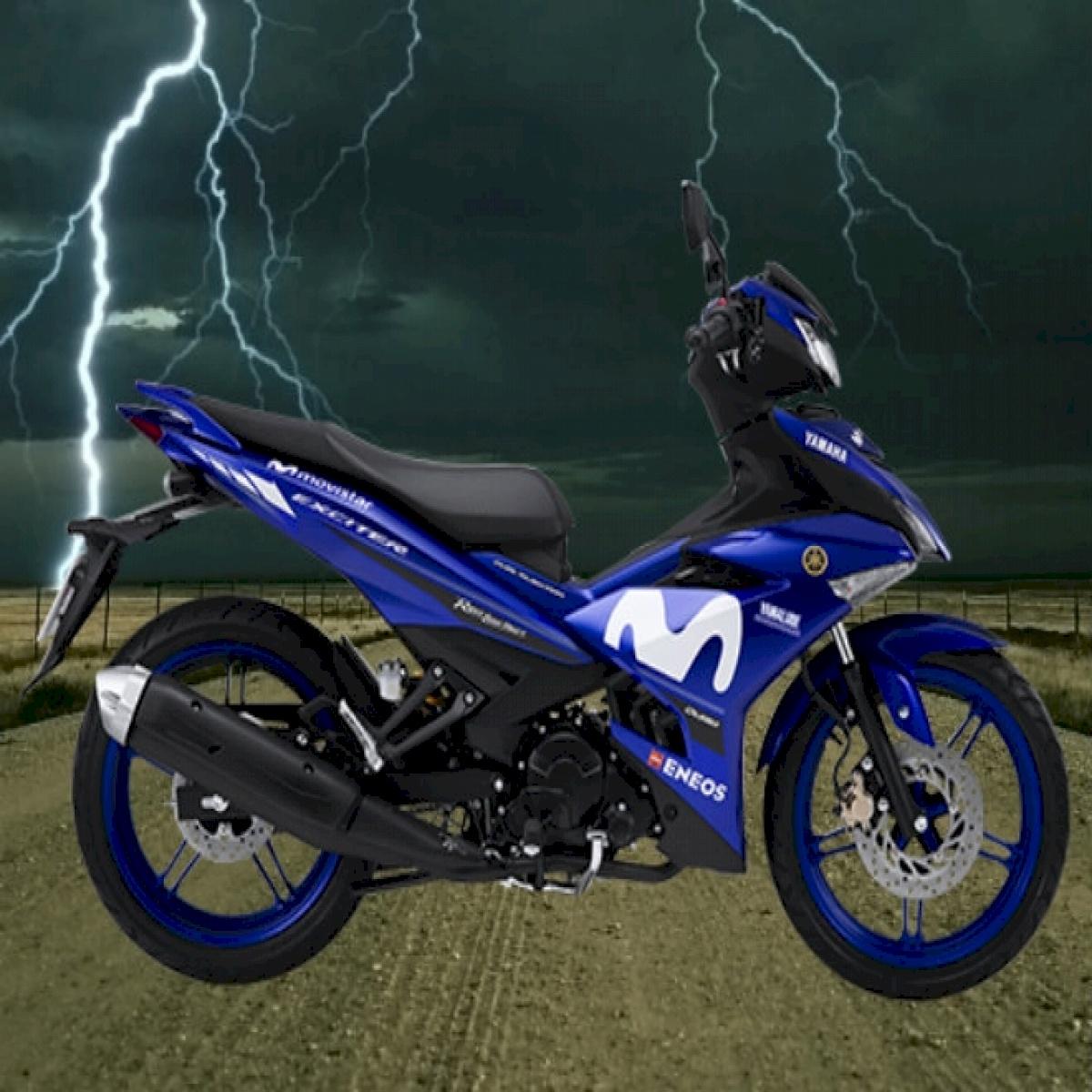 Bảng giá xe máy Yamaha tháng 10/2020