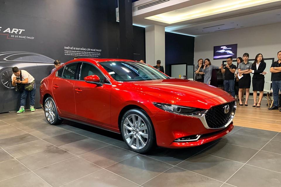 Bảng giá xe Mazda tháng 6/2020 cập nhật mới nhất