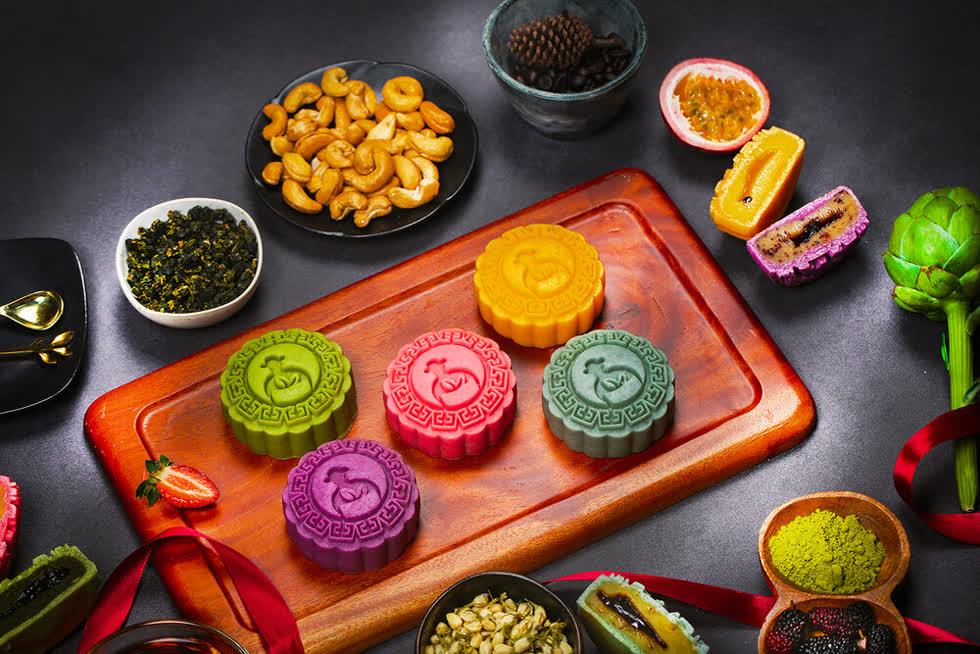 Bánh Trung thu nông sản Việt nổi bật giữa thị trường Trung thu ảm đạm