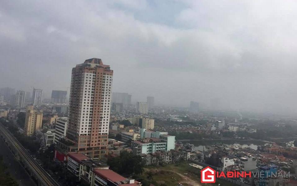 Bộ Y tế khuyến cáo người dân bảo vệ sức khỏe do ô nhiễm không khí