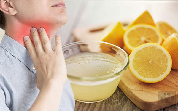5 cách chữa viêm amidan đơn giản ngay tại nhà