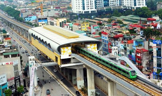 Cấp chứng nhận đăng kiểm tạm thời cho 13 đoàn tàu đường sắt Cát Linh - Hà Đông