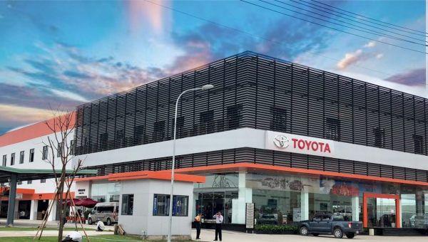 Danh sách các đại lý Toyota trên toàn quốc 2020