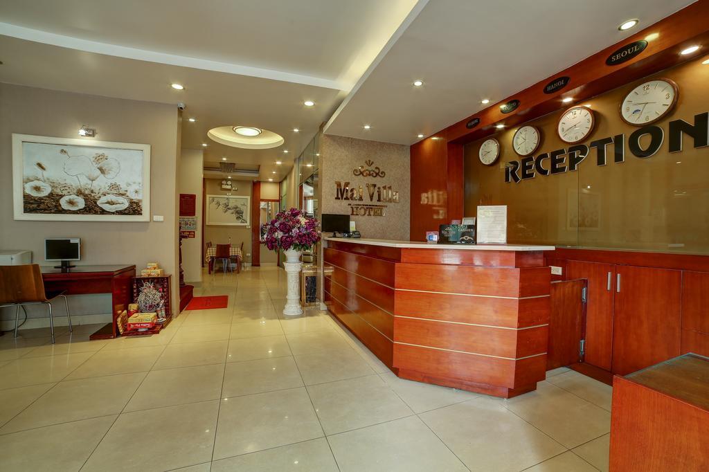 Địa chỉ khách sạn Mai Villa tại các quận nội thành Hà Nội