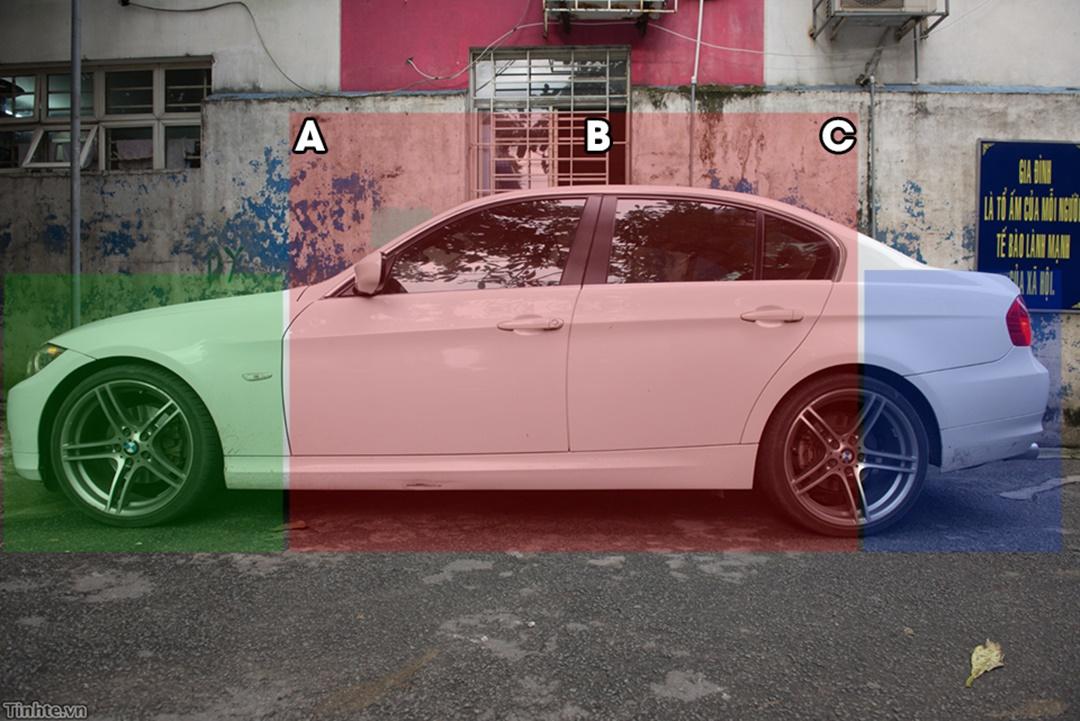 Điểm mù là gì và cách hạn chế điểm mù trên xe ô tô