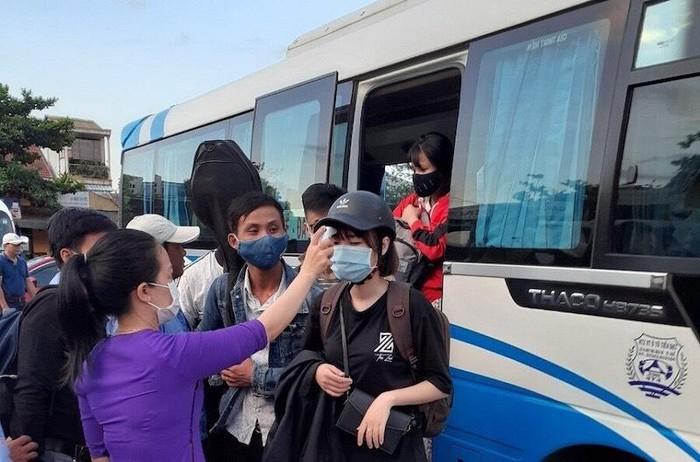 Bắt đầu từ hôm nay (28/7), dừng máy bay, tàu xe đến và đi từ Đà Nẵng