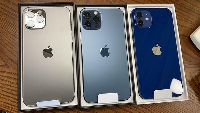 Giá iPhone 12 về tay người Việt là bao nhiêu?
