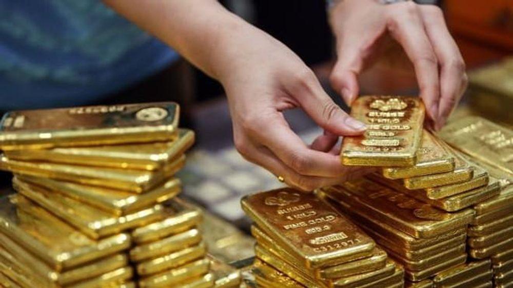 giá vàng hôm nay 29/3: Tăng sát ngưỡng 48 triệu đồng
