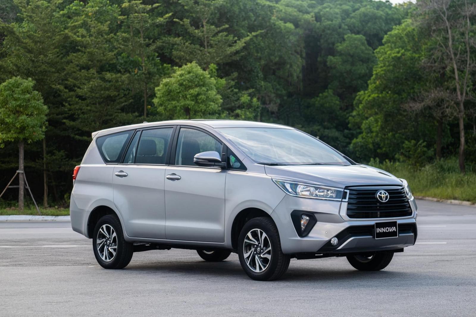 Bảng giá xe ô tô Toyota tháng 11/2020