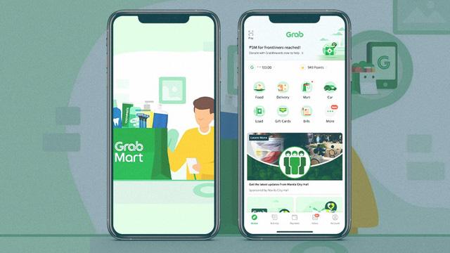 GrabMart có thể đưa Grab chiếm thị phần lớn nhất trong mảng kinh doanh online