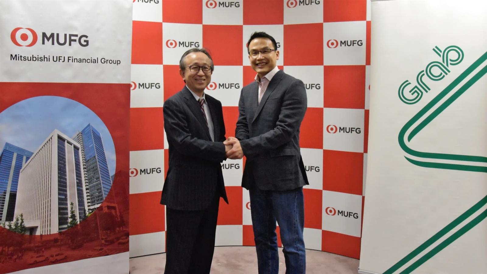 3 điều bất ngờ khiến ngân hàng lớn nhất Nhật Bản đầu tư 80 tỉ vào Grab