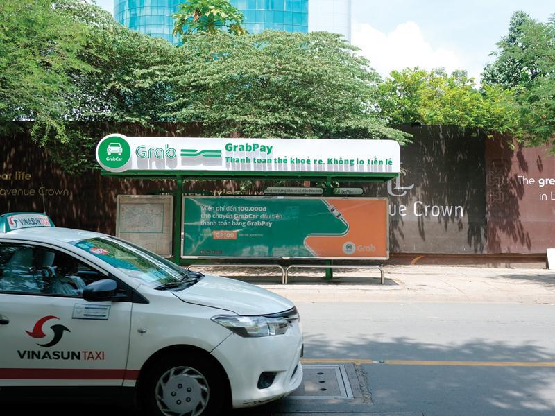 Grab Việt Nam: Chúng tôi vẫn hoạt động bình thường