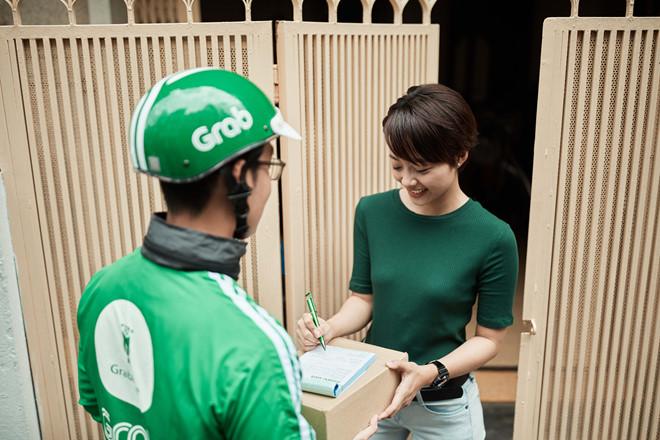 Grab và Ninja Van hợp tác triển khai giao hàng toàn quốc