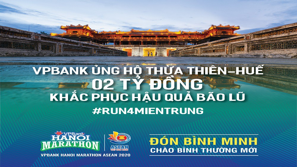 VPBank ủng hộ Thừa Thiên Huế 2 tỷ đồng khắc phục khó khăn sau lũ