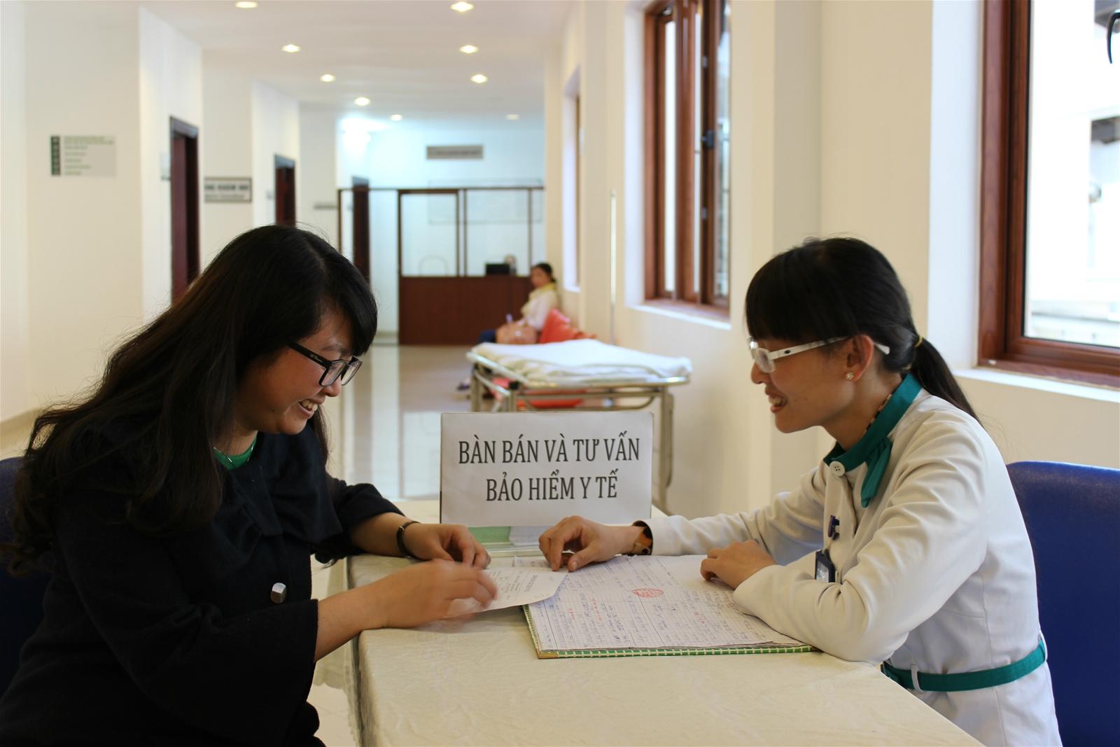 Hướng dẫn cách mua bảo hiểm y tế tự nguyện