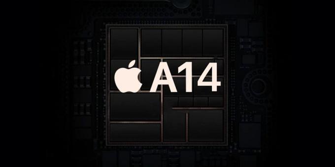 iPhone 12 sẽ mạnh mẽ như MacBook Pro nhờ con chip A14