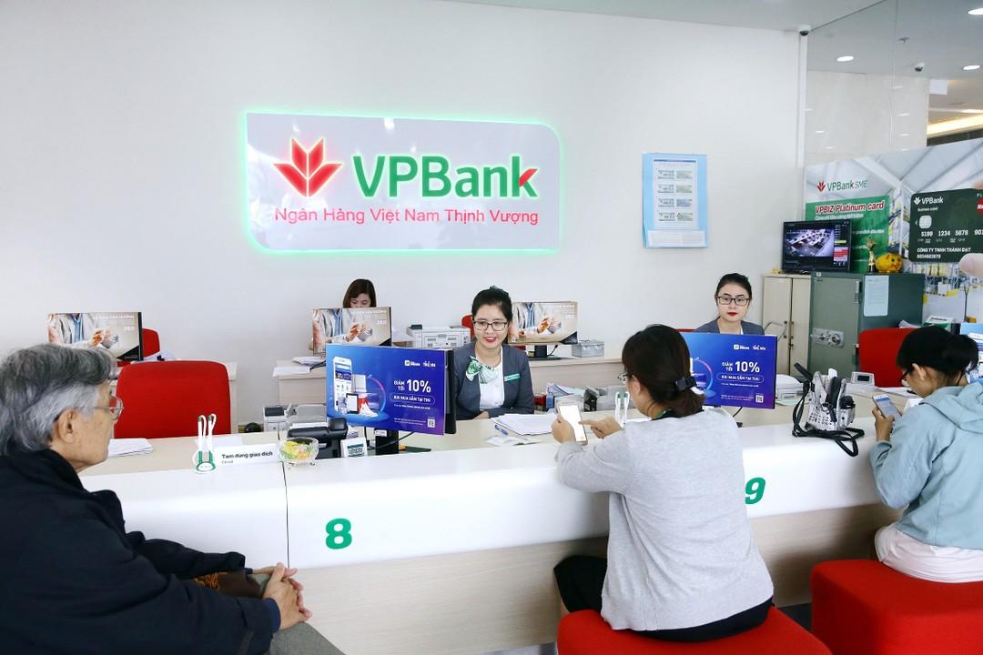 Lãi suất ngân hàng VPBank tháng 8/2020