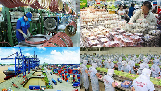 Ngân hàng thế giới (WB): Kinh tế Việt Nam 2019 ước tăng 6,8%