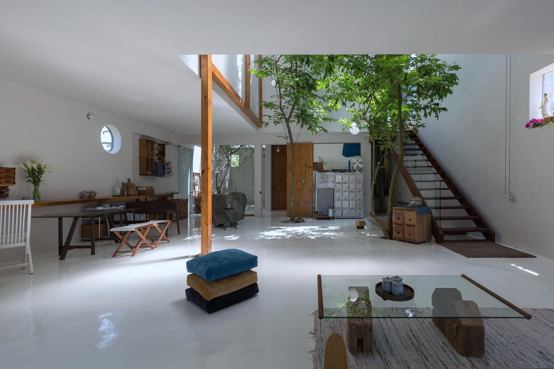 Ngôi nhà đặc biệt ở Huế đẹp mỹ mãn trên báo Tây