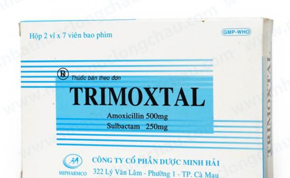 Thu hồi khẩn cấp thuốc kháng sinh Trimoxtal trên toàn quốc
